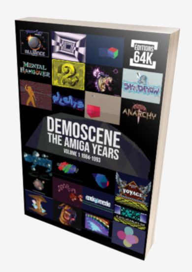 Demoscene: The Amiga Years, Volume 1